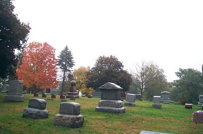 Oak Hill Cemetery, Lewiston