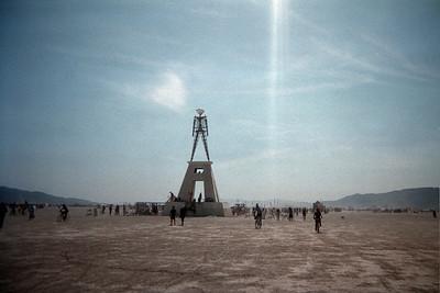 Burning Man 2001