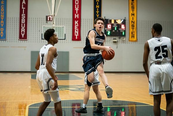 Boys Varsity Basketball