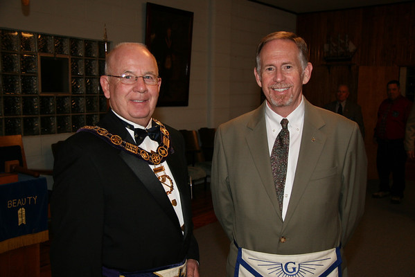 Vesta Lodge No. 136 Installations