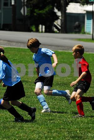 Team 2 Red vs Team 8 Colonial Blue - 11:45 - 6-21-08