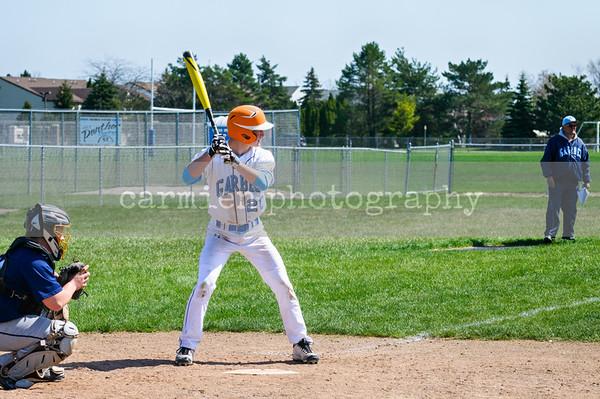 Garber JV Baseball