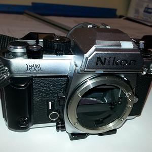 Nikon FA