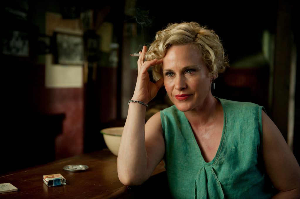 . BOARDWALK EMPIRE episode 39 (season 4, episode 3): Patricia Arquette. photo: Macall B. Polay