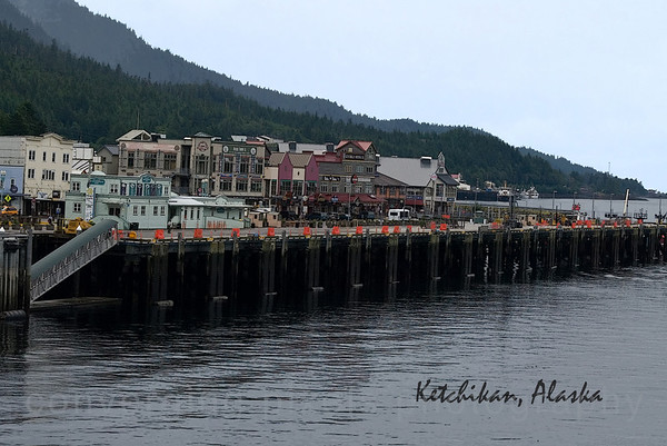 """Ketchikan, Alaska""."
