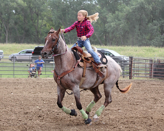 2015 Sioux Empire 4-H Rodeo - Sat Barrel & Flag Racing