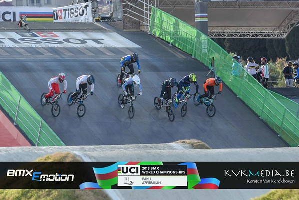 UCI BMX WC BAKU - Championship part 1