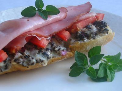 Bread, Pizza & Sandwiches
