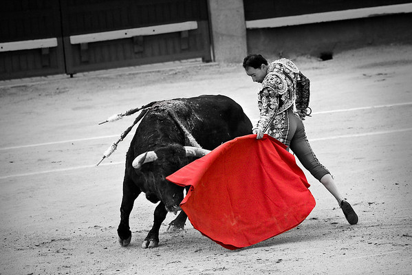 Spain - The Bullfight