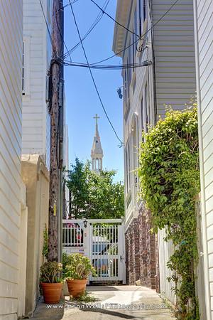 Tuscany Aly, San Francisco