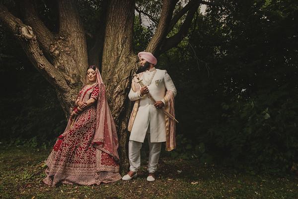 Jasmine & Akash Wedding