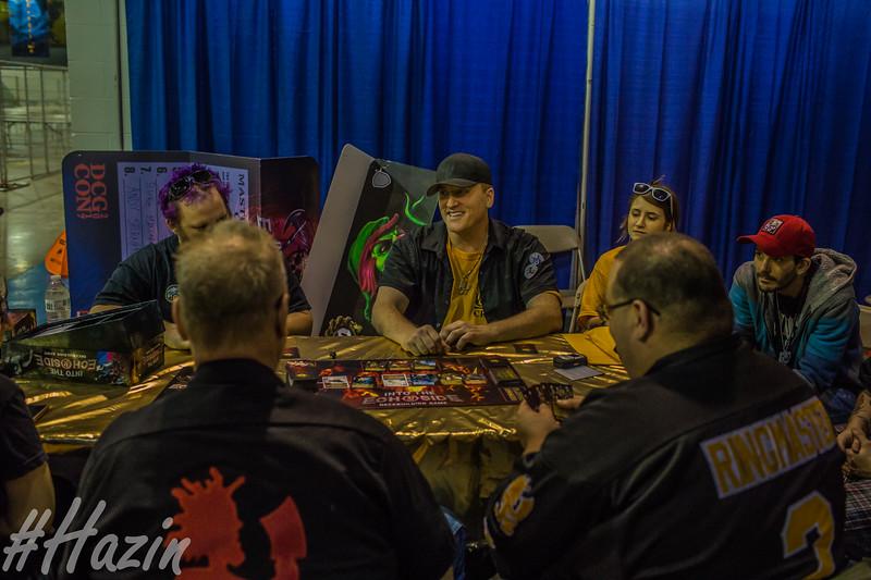 2017 Dark Carnival Games Convention