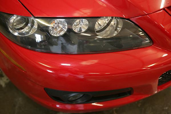 07 Mazda Speed6 Custom Bumper