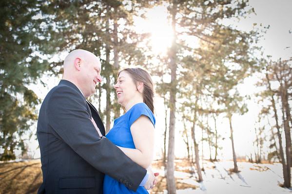 3/2018 Megan & Stefan Engagement Shoot