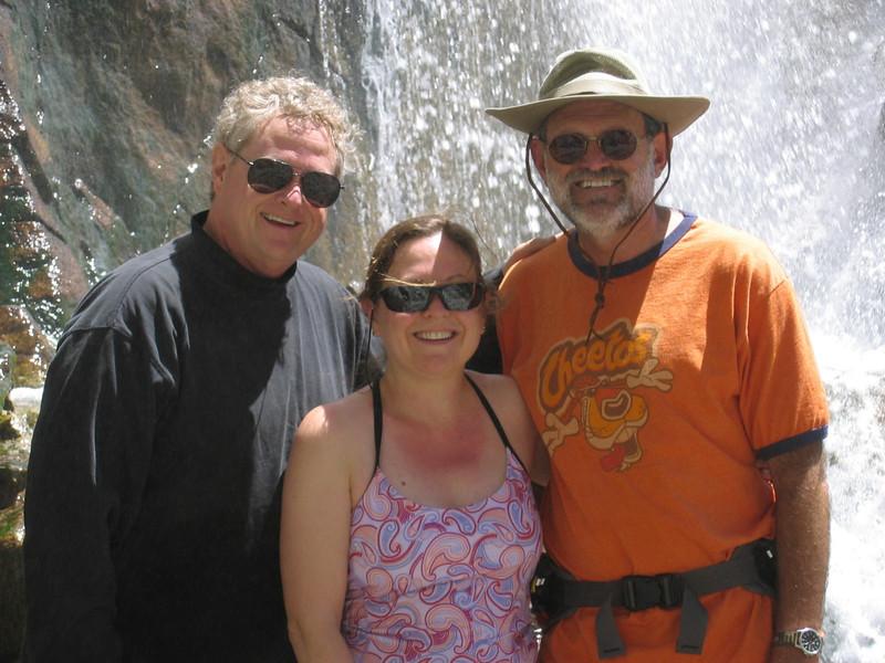 Doug, Cindy, and Walt