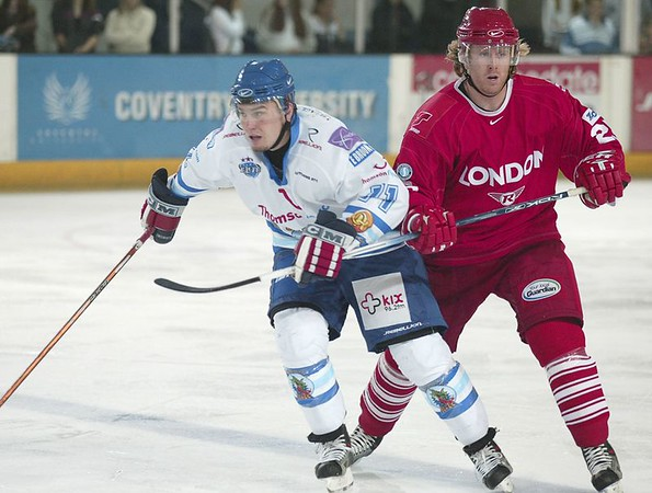 Blaze v London Racers - 02/10/2005