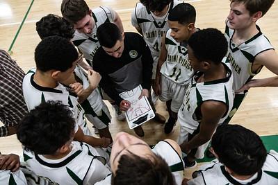 2019-01-26 Basketball JV - Pats VS Conant