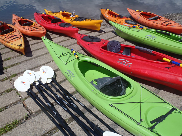 Kayak East - Delaware Water Gap 073111