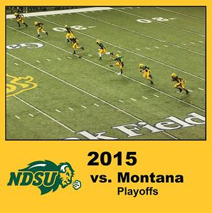 2015 Playoffs - Montana