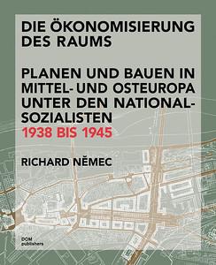 Die Ökonomisierung des Raums Cover