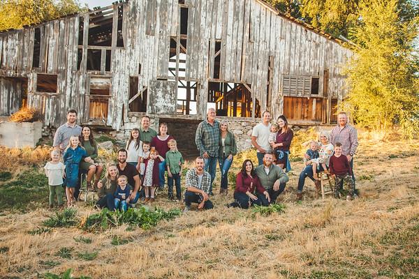 Vansweden Extended Family