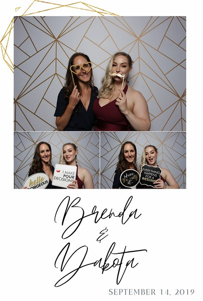 Brenda and Dakota 2019
