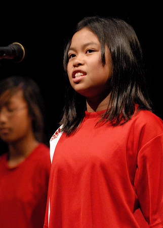 Seattle SCORES Fall 2008 Poetry Slam