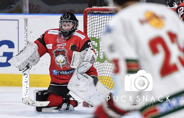 Scandinavium Cup match 9 2018-12-28: IF Malmö Redhawks - Frölunda HC