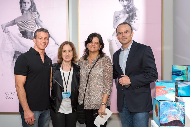 Adrian Waldman, Laura Villarreal, Claudia Gut, César Elizondo