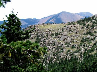Pikes Peak 9-1-2011