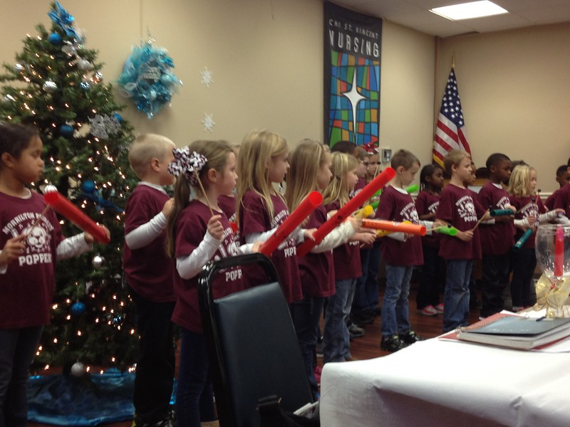 Mighty Pup Singers from Morrilton Primary School.jpg