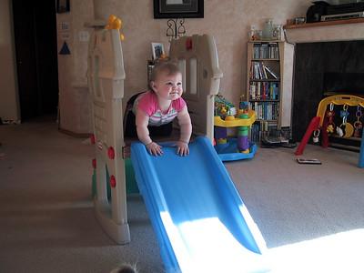 Juliana 11-12 months