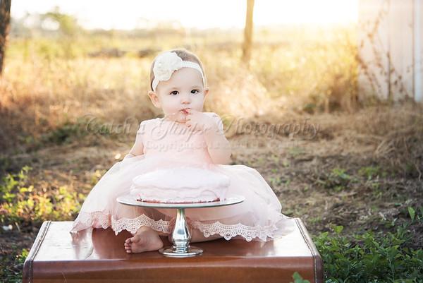 Livia turns one!