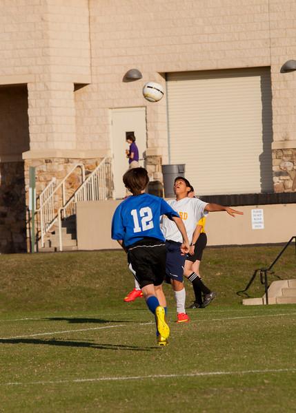 MS Blue Boys Soccer
