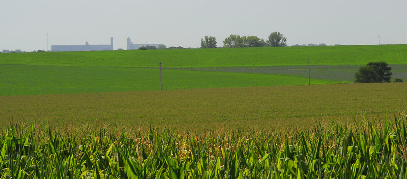 Juniata Grain Elevators