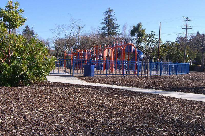 Eleanor Park play area
