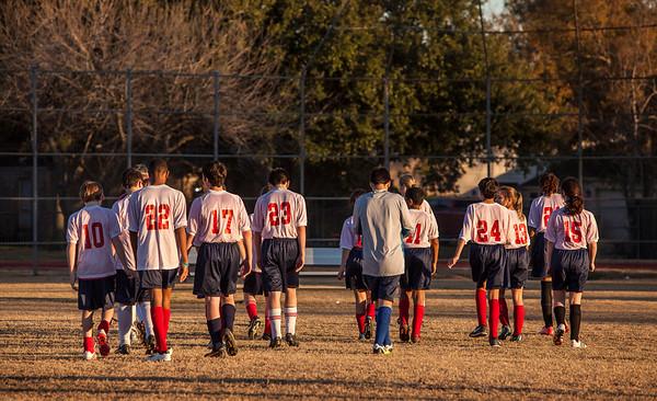 VIDEO: Briarwood JR. High Soccer - 2013-2014 Season