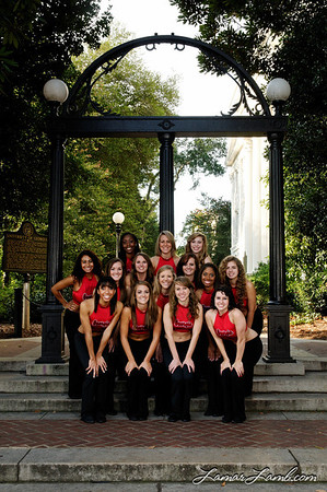 2013 UGA Dance Team