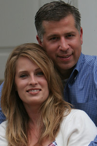 Carrie and Tim
