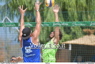Della Lunga-Conti vs. Pochino-Agostini #UmbriaCup2017 #BeachVolley