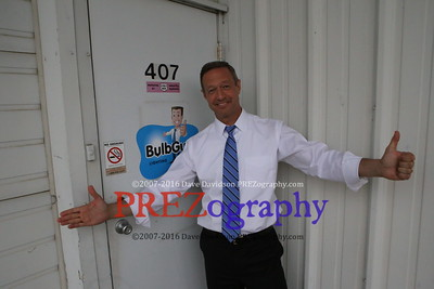 Martin O'Malley Announces Presidential Run 5-29-15