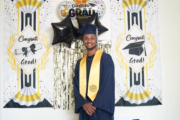 Dixon Graduation