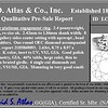 2.63ct Old European Cut Diamond Solitaire, GIA K VS2 4