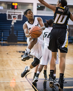 Long Island University Brooklyn Blackbirds 65 v Towson Tigers 63