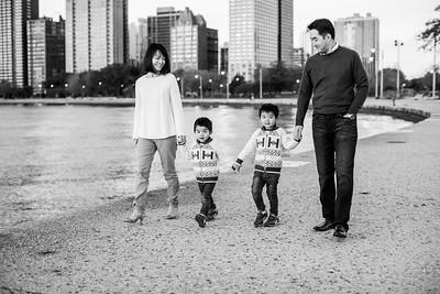 Maruyama Family Fall 2017