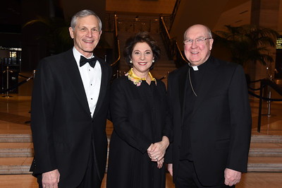 The Catholic Foundation Award Dinner Honoring Cardinal Farrell