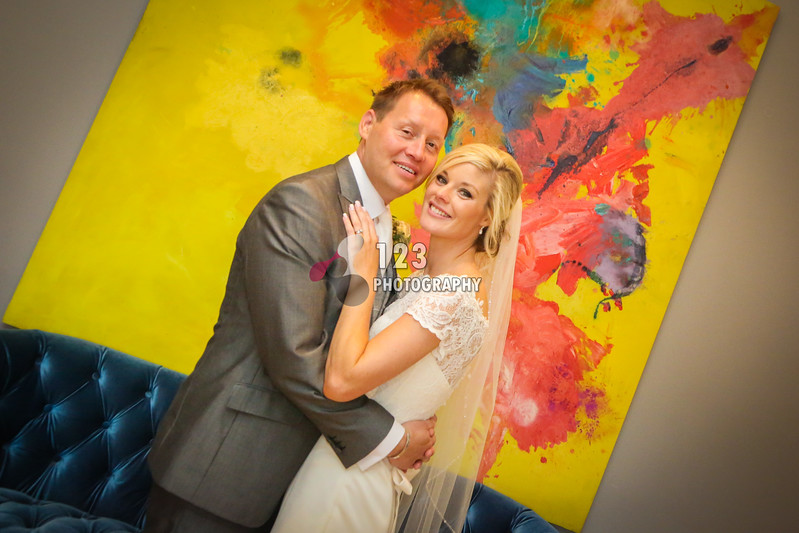 Laura and Jason's wedding photography Woodlands Hotel, Gildersome, Leeds