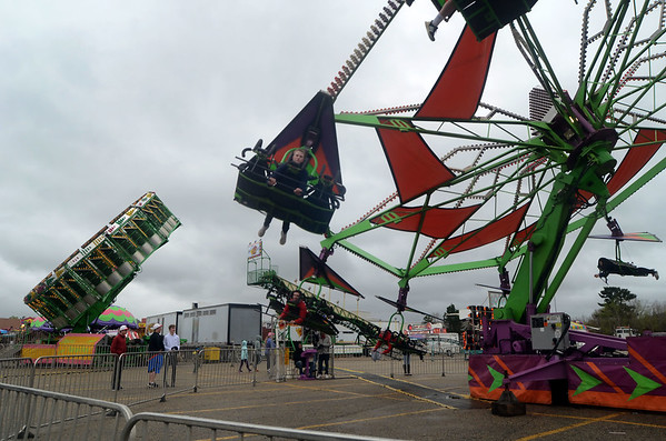 Carnival and Gloomy Day - 050519