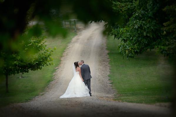 trisha & aaron - wedding
