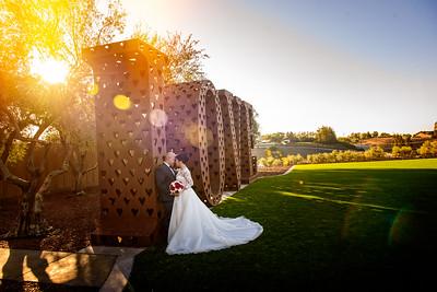 Barney & Lori Wedding 12/30/18